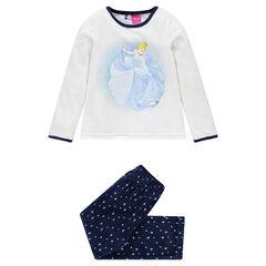 Pijama de terciopelo Disney con Cenicienta de ©Disney estampada