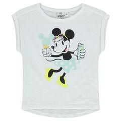 Camiseta de manga corta de Disney Minnie