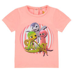 Camiseta de manga corta con estampado de Sammy & Co