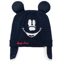 Bonnet en tricot motif Mickey Disney , Orchestra