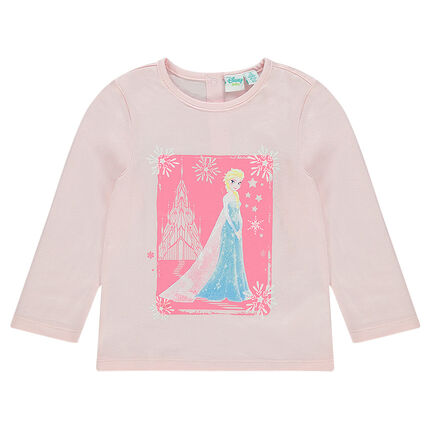 Camiseta con estampado Disney Frozen