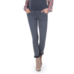 Pantalón de premamá con banda de punto integrado