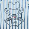 Camiseta de manga corta a rayas con estampado ©Marvel Iron Man