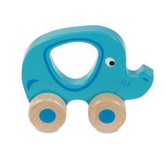 Sonajero Elefante Roller - Turquesa