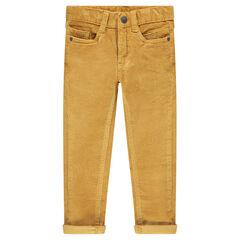 Pantalón de pana 1000 rayas