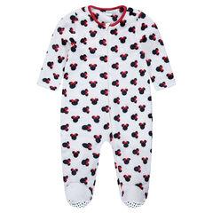 Pijama de terciopelo Disney Minnie de los 12 meses a los 5 años