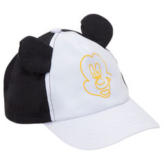 Visera bicolor ©Disney estampado Mickey