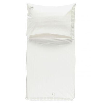 Juego de cama sábana funda para almohada 160 x 110 cm