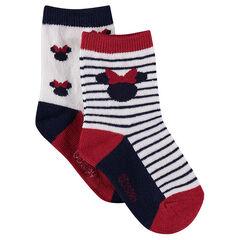 Juego de 2 pares de calcetines con dibujo ©Disney Mickey