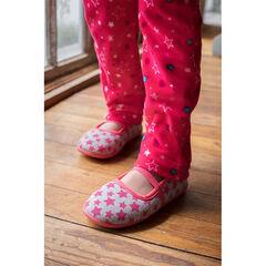 Zapatillas tipo merceditas con estampado de estrellas del 28 al 35