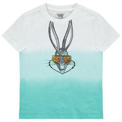 camiseta mangas cortas efecto tie and dye print Bugs Bunny Disney , Orchestra