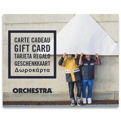 La tarjeta de regalo electrónica Orchestra duoGarcons2