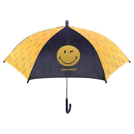 Paraguas con estampados con ©Smiley