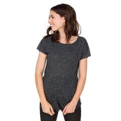 Camiseta premamá de manga corta