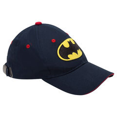 Visera de sarga con logo bordado ©Warner Batman