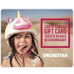 Regala la tarjeta Orchestra fille2