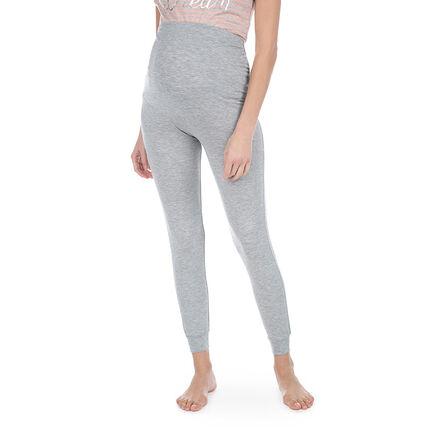 Pantalón homewear de premamá cómodo con banda superior