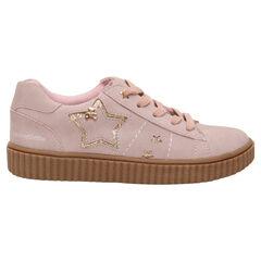 Zapatillas bajas con estrellas y remaches de osito Lulu Castagnette