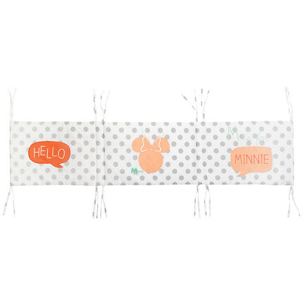 Tour de lit Minnie Disney - 171 x 38 cm
