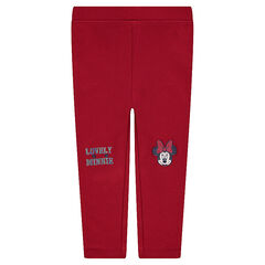 Leggings de punto ©Disney con estampados de Minnie
