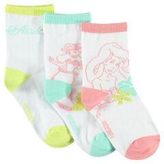 Lote de 3 pares de calcetines Disney