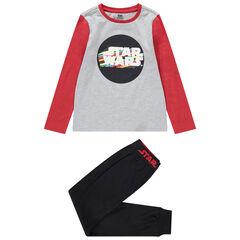 Pijama de punto con estampado de Star Wars