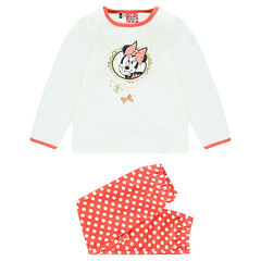 Pijama de terciopelo Disney Minnie
