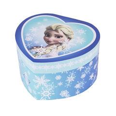 Boite à musique coeur La Reine des Neiges - Frozen