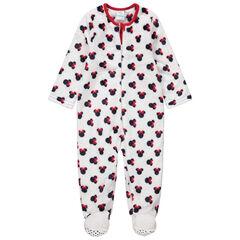 Pijama de borreguillo Minnie