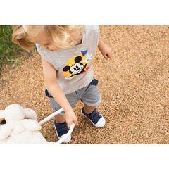 Camiseta sin mangas de punto con Mickey de ©Disney estampado