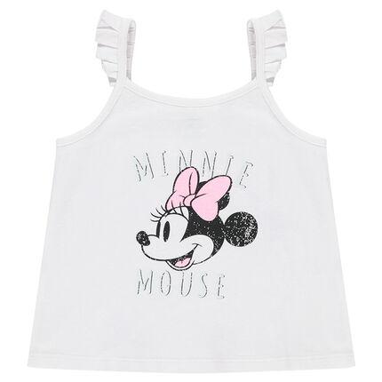 Camiseta de punto con Minnie estampada ©Disney