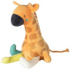 Peluche para puerta en forma de girafa