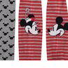 Pack de 2 medias gruesas con dibujo Minnie y Mickey ©Disney