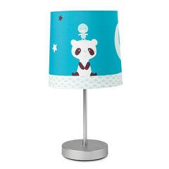 Lámpara de noche con dibujo de panda
