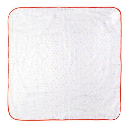 Manta de algodón tetra Disney con estampado de Winnie all over