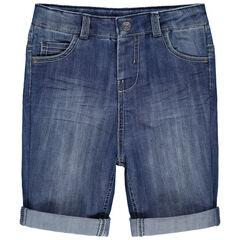 pantalon corto  vaquero used