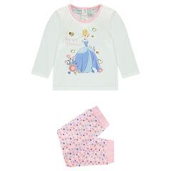 Pijama largo de punto Disney Cenicienta
