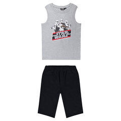Pijama corto con estampado Star Wars™