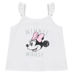 Camiseta de punto con Minnie estampada ©Disney