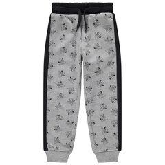 Pantalón de chándal de felpa con estampado de Simba del Rey León Disney