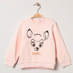 Sudadera estampada Bambi Disney