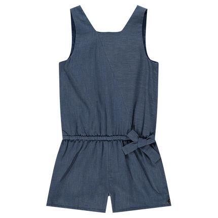 Júnior - Mono corto con cintura elástica