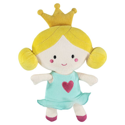 Peluche de princesa musical