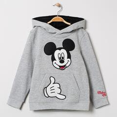 Sudadera de felpa con capucha motivo Mickey Disney