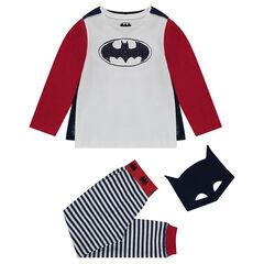 Pijama de disfraz ©Warner Batman con máscara incluida