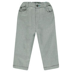 Pantalón de algodón de fantasía