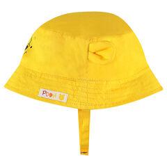 Sombrero de algodón ©Disney con estampado Winnie the Pooh