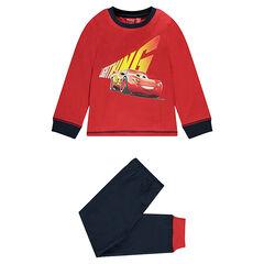 Pijama de punto bicolor Disney/Pixar® con estampado de Cars
