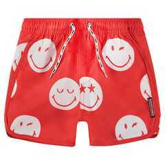 Short de baño con motivo de ©Smiley all-over