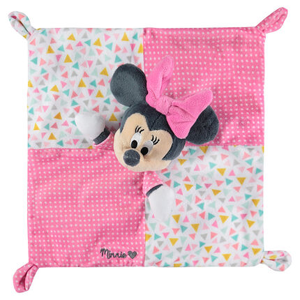 Peluche plano Disney de Minnie